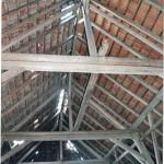 Alte Schäferei - Undichtes Dach
